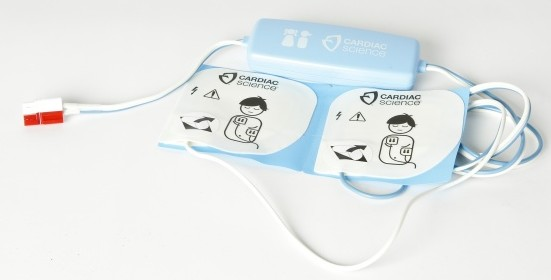 Cardiac Science Powerheart Pediatric Pads #9730-002