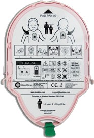 Heartsine Samaritan Pediatric PAD-PAK-02